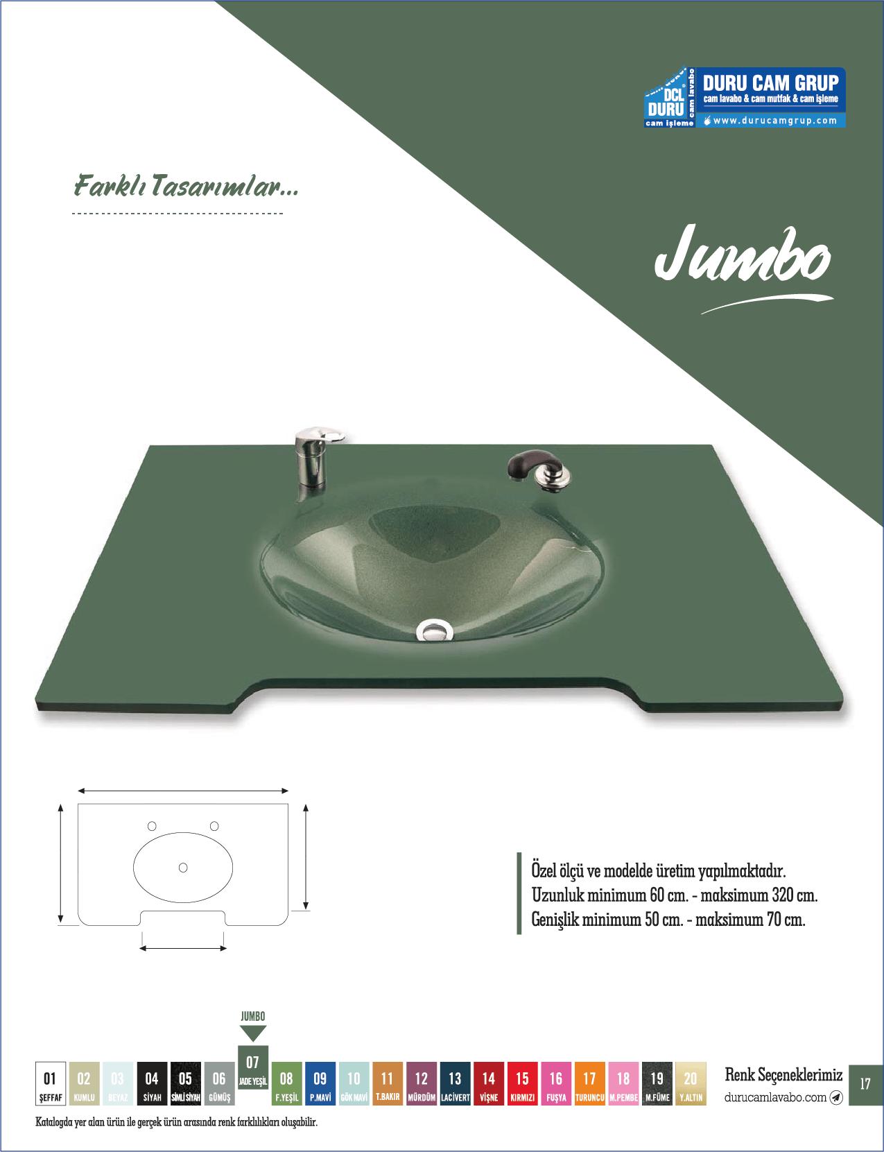 Jumbo Model